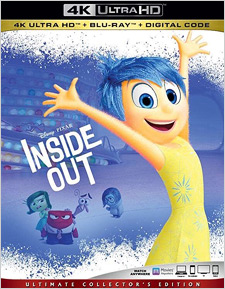 Inside Out (4K Ultra HD)