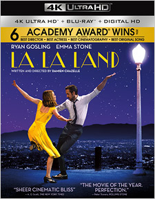 La La Land (4K Ultra HD Blu-ray)