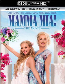 Mamma Mia! The Movie (4K Ultra HD Blu-ray)