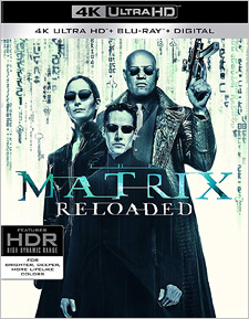 The Matrix Reloaded (4K Ultra HD)