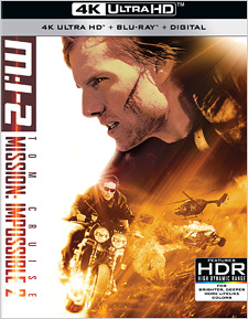 Mission: Impossible 2 (4K Ultra HD Blu-ray)