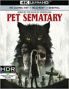 Pet Sematary (4K Ultra HD)