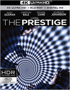 The Prestige (4K Ultra HD Blu-ray)