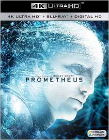 Prometheus (4K Ultra HD Blu-ray)
