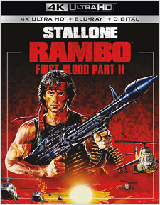 Rambo: First Blood Part II (4K Ultra HD)