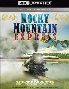 Rocky Mountain Express (4K Ultra HD Blu-ray Disc)