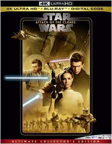 Star Wars: Attack of the Clones (4K Ultra HD)