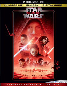 Star Wars: The Last Jedi (reissue) (4K Ultra HD)