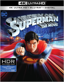 Superman: The Movie (4K Ultra HD Blu-ray)