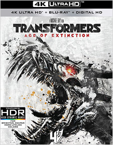 Transformers: Age of Extinction (4K Ultra HD Blu-ray)