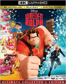 Wreck-It Ralph (4K Ultra HD)