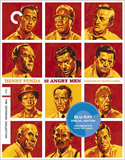 12 Angry Men (Criterion Blu-ray Disc)
