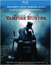 Abraham Lincoln: Vampire Hunter (Blu-ray Disc)