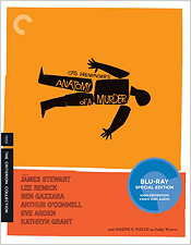 Anatomy of a Murder (Blu-ray Disc)