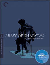 Army of Shadows (Criterion Blu-ray Disc)