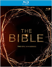 The Bible miniseries (Blu-ray Disc)
