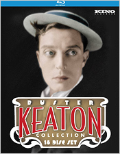 The Ultimate Buster Keaton Collection (Blu-ray Disc)