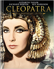 Cleopatra: 50th Anniversary Edition (Blu-ray Disc)