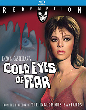 Cold Eyes of Fear (Blu-ray Disc)