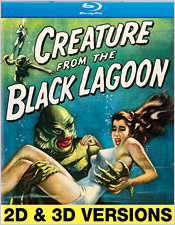 Creature from the Black Lagoon (Blu-ray Disc)