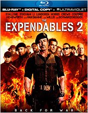 The Expendables 2 (Blu-ray Disc)