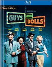 Guys and Dolls (Blu-ray Disc)