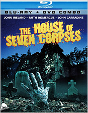 The House of Seven Corpses (Blu-ray Disc)