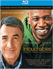 The Intouchables (Blu-ray Disc)