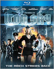 Iron Sky (Blu-ray Disc)
