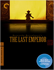 The Last Emperor (Criterion Blu-ray Disc)