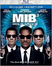 Men in Black 3 (Blu-ray Disc)