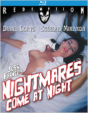 Nightmares Come at Night (Blu-ray Disc)