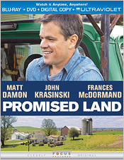 Promised Land (Blu-ray Disc)