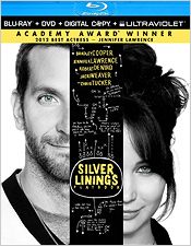 Silver Linings Playbook (Blu-ray Disc)