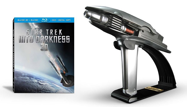 Star Trek Into Darkness (Blu-ray 3D Limited Edition Gift Set)