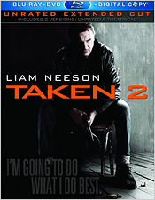 Taken 2 (Blu-ray Disc)