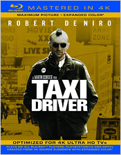 Taxi Driver (Mastered in 4K BD)