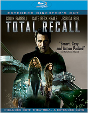 Total Recall (Blu-ray Disc)