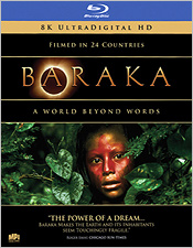 Baraka (Blu-ray Disc)