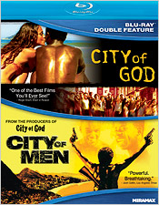 City of God/City of Men (Blu-ray Disc)