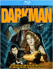 Darkman: Collector's Edition (Blu-ray Disc)