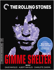 Gimme Shelter (Criterion Blu-ray Disc)