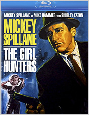 The Girl Hunters (Blu-ray Disc)