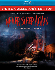 Never Sleep Again: The Elm Street Legacy (Blu-ray Disc)
