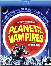 Planet of the Vampires (Blu-ray Disc)