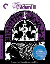 Richard III (Criterion Blu-ray Disc)