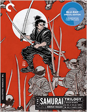 The Samurai Trilogy (Criterion Blu-ray Disc)