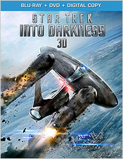 Star Trek Into Darkness (Blu-ray 3D)