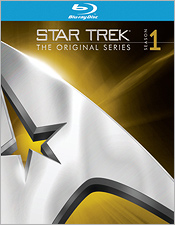 Star Trek: The Original Series - Season One (Blu-ray Disc)