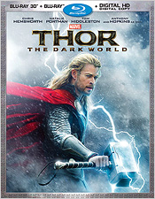 Thor: The Dark World (Blu-ray 3D Combo)